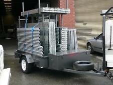 New Scaffolding Trailer Pack  Scaffold Kit | 10.8m Long Up To 6.5m Access Height