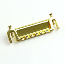 Style Wrap Around Badass Bridge Stop With Studs Tailpiece For LP Electric Guitar