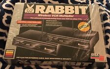 Rabbit Videocaster Wireless VCR Multiplier Gemini VC5000 Transmitter & Receiver