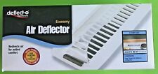 "QTY OF 16 Deflect-O 40 Air Conditioning Deflector, 10"" To 14""~NEW!!!"