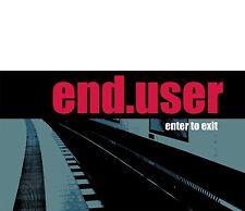 END.USER Enter to Exit CD Digipack 2016 HANDS