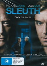 Sleuth - Thriller / Drama - Michael Caine, Jude Law - NEW DVD