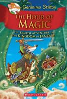 Hour of Magic, Hardcover by Stilton, Geronimo, Brand New, Free shipping in th...