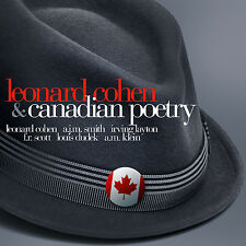 CD Leonard Cohen e Canadian Poetry Irving Layton, AJM Smith e other