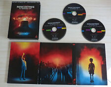 3 DVD PAL DIGIPACK EDITION ULTIMATE RENCONTRES DU TROISIEME TYPE ZONE 2
