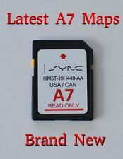 FORD LINCOLN A7 2017 GPS MAP UPDATE Navigation SD CARD SYNC GM5T-19H449AA