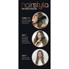 GENUINE Hairstyla Straightening Hair Brush Free Post Superfast Shipping!!