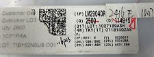 Texas Instruments LM2904DR Integrated Circuit. New. Dual op amps. Approx2400Pcs.