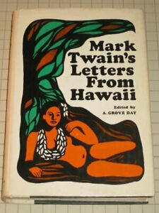 B000IOVEXK Mark Twain s Letters From Hawaii