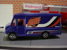 2014 CITY WORKS Design EXPRESS DELIVERY☆Blue;silver/red Express☆LOOSE☆Matchbox