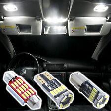VW Passat B7 3C 3C2 Variant Kombi 15 LED 4014 SMD Innenraumbeleuchtung Set WEISS