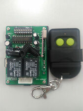 JSO SL-8D 433.92 MHz Remote Control Transmitter Kit w/ Receiver 8 Dip Switches
