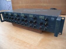 TOA Music Mixer D-4E worked great condition. Japan.