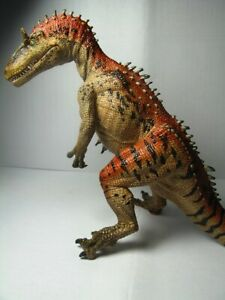 2017 New Papo Dinosaur Toy / figure Cryolophosaurus
