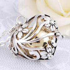 silver Angel caller sounds bell harmony bola Pendant pregnant gold chimes ball