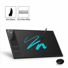 HUION Giano WH1409 V2 Tilt Function Wireless Graphics Drawing Pen Tablet