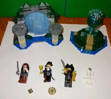 LEGO Pirates Of the Caribbean Fountain of Youth 4192 complete set from display