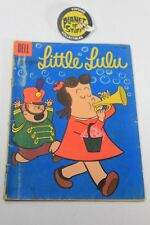 Dell Marge's Little Lulu #120 June 1958 Comic Book with Tubby
