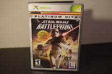 Star Wars: Battlefront (Microsoft Xbox, 2004) *Tested