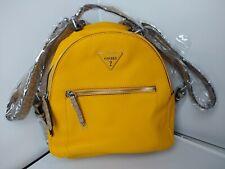 Guess Handbag Purse Tote Backpack Bag School Crossbody Marigold NWT Retail $110