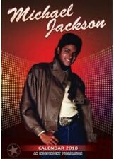 MICHAEL JACKSON 2018 Calendar by Dream,  new and sealed
