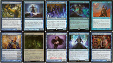 MTG Wizard (Blue) Deck - Baral, Arcanis Omnipotent, Azami - Magic the Gathering