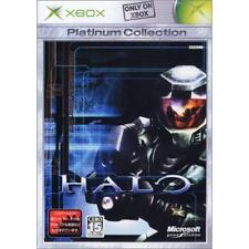 Used Xbox Halo: Combat Evolved Japan Import