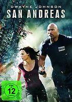 San Andreas von Brad Peyton   DVD   Zustand sehr gut