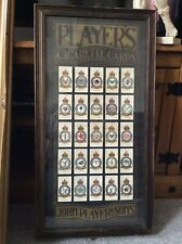 More details for vintage john players royal air force badges cigarette cards. 25 in all.