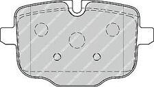 Ferodo FDB4381 Rear Axle Premier Car Brake Pad Set Replaces 34212284389