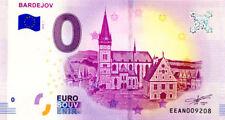 SLOVAQUIE Bardejov, 2018, Billet 0 € Souvenir