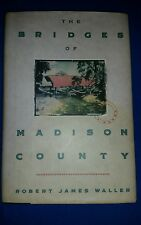 The Bridges of Madison County, Robert James Waller, 044651652X, Book, Good