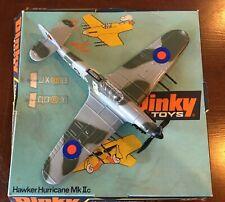 Dinky Diecast Airplane Ww2 Spitfire