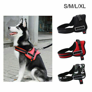 No-pull Dog Harness Adventure Pet Vest Padded Handle  Outdoor Small -Extra Large