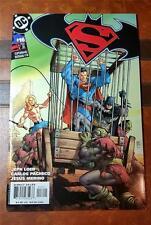 SUPERMAN / BATMAN No. 16 FEB 2005 COMIC * DC COMICS - HELD in a CAGE SLAVE WAGON