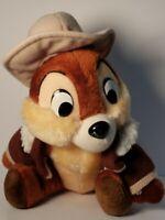Vintage Chip n Dale Rescue Rangers Plush Chip Doll Disneyland Walt Disney World