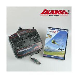 Ikarus aerofly RC7 PROFESSIONAL auf DVD mit USB-Commander für Windows - 3071035