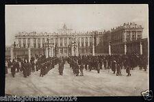 754.-MADRID -17 Palacio Real. Plaza de la Armería (Grafos-Madrid)