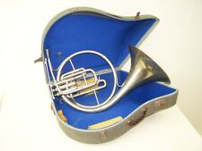 Nice Old Horn in Original Box F.Besson Excellence Paris