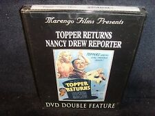 Tppoer Returns/Nancy Drew Reporter (DVD, 2004) Brand New Factory Sealed!