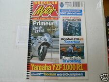 MO9734 DRYSDALE 750 V-8 SUPERBIKE,YAMAHA TRX,YAMAHA YZF1000 R1,MOTO GP DONINGTON