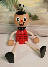 """Lady Bug Collectible Figurine Toy Collectible Sitting unique 6"""""""