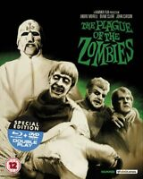 Plague of the Zombies (Blu-ray + DVD) [1966][Region 2]