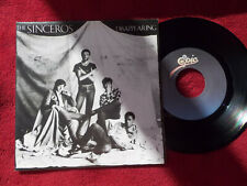 The Sinceros - Disappearing / I can´t stop   Top NL Epic 45