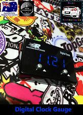 Digital Clock Gauge BLUE *Diesel Petrol Turbo 4WD BT50 Navara Hilux Patrol Prado