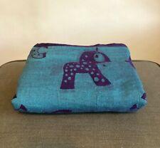 Risaroo Natibaby Happy Appy Royal Baby Wrap - Size 6