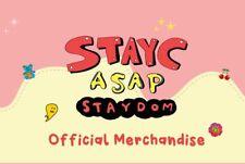 STAYC STAYDOM OFFICIAL MD GOODS PHOTOCARD BINDER + PHOTOCARD NEW