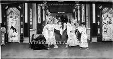 """Photo 1923 Calif. Chinese Theater """"Men Fighting with Chair"""""""