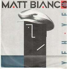 "<4177-13> 7"" Single: Matt Bianco - Yeh Yeh"