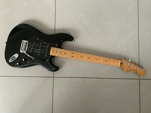 Fender Stratocaster (partscaster) check this out .